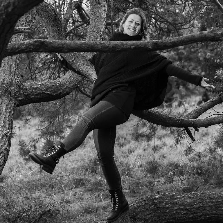 Herfsteditie: Flierefluiten in het bos