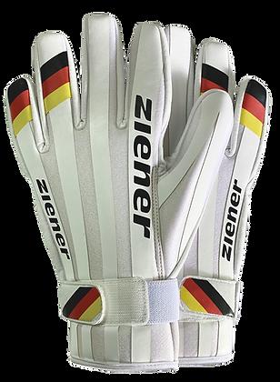 Ziener Skisprung-Handschuh white Germany / Jumping Gloves