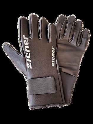 Ziener Skisprung-Handschuh black / Jumping Gloves