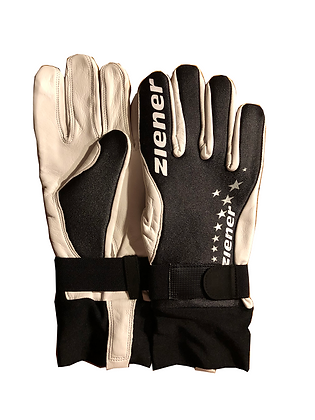 Ziener Skisprung-Handschuh black / Jumping Cloves