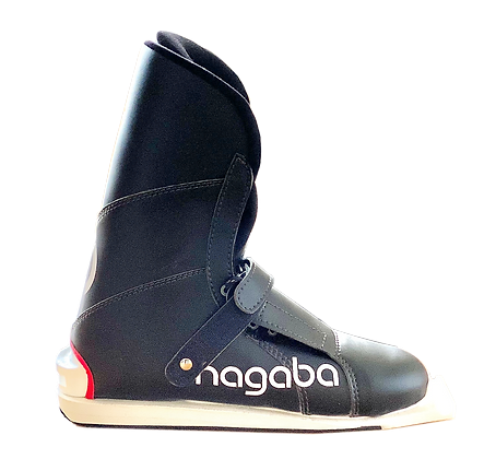 "NAGABA Jumping Boots ""Asymmetrical"""""