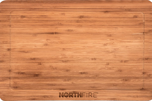 NorthFire Bamboo Cutting Board
