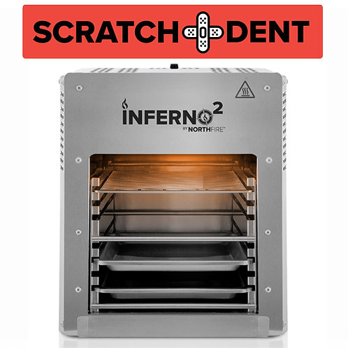 INFERNO 2  - Scratch + Dent
