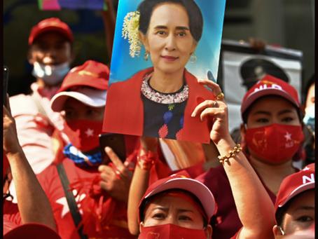 Myanmar's Battle for Democracy