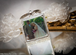 Key Chain Photo Pendants