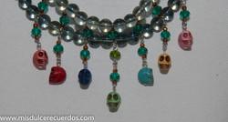 Choker/Chandelier Necklace