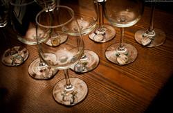 Wine Glass Photo Charms