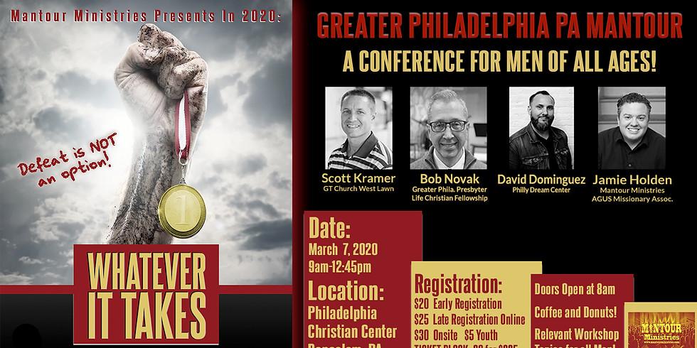 The Greater Philadelphia PA Mantour