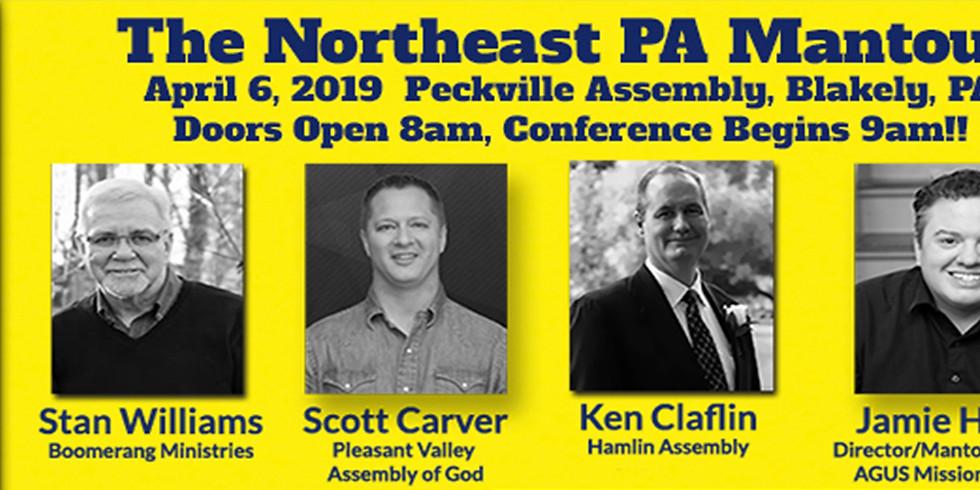 The Northeast PA Mantour