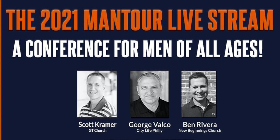 The Western PA Mantour Live Stream