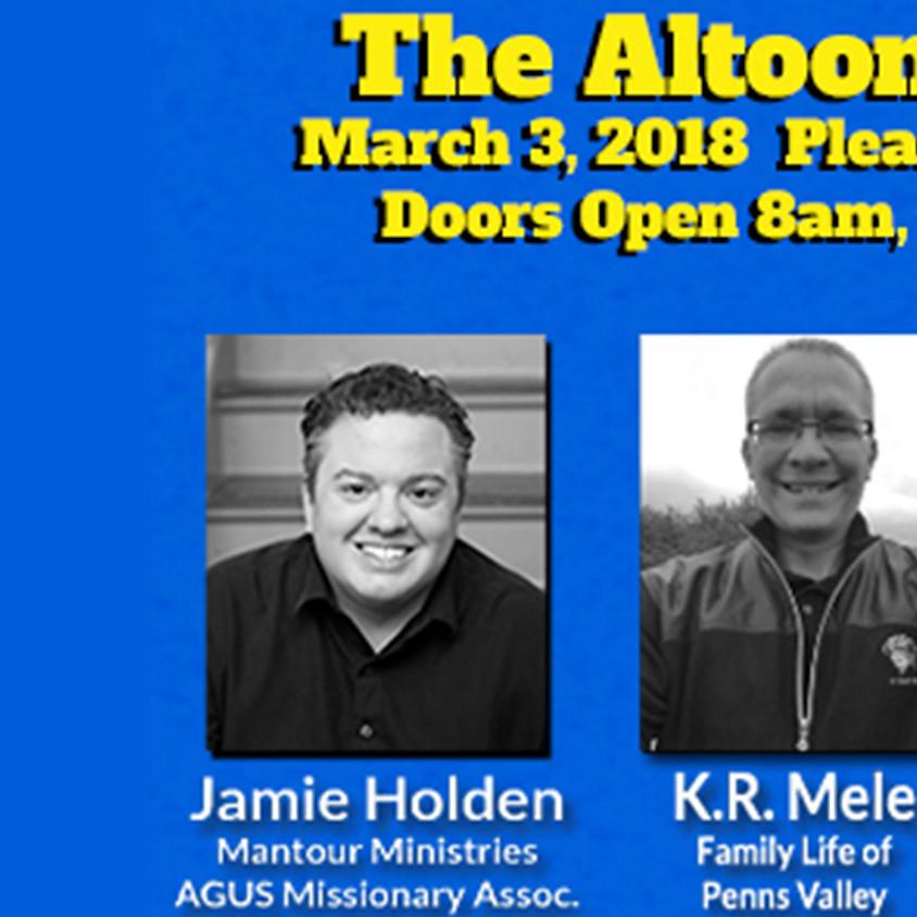 The Altoona PA Mantour