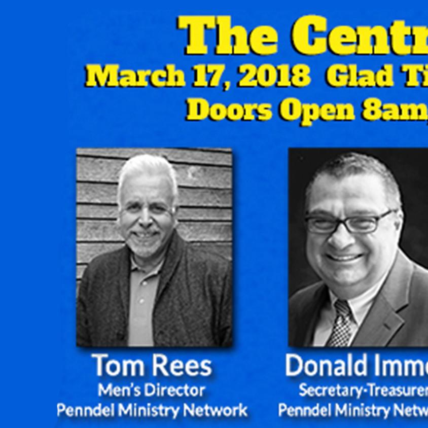 The Central PA Mantour