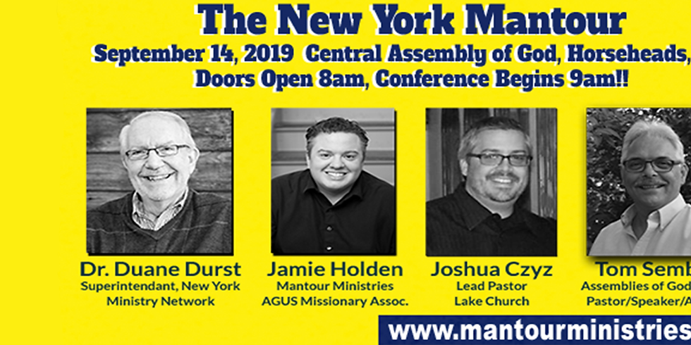 The New York Mantour Conference