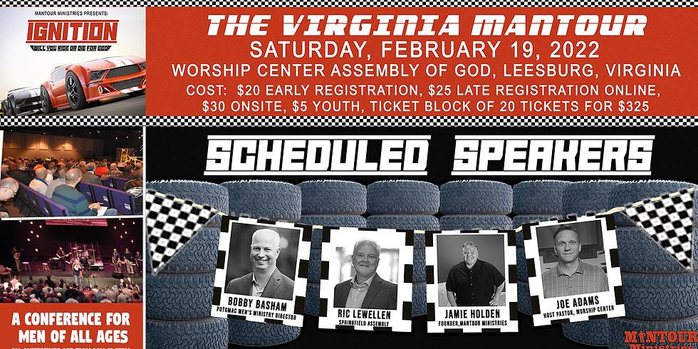 The Virginia Mantour