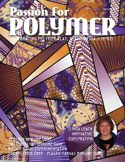 July Edition of Passion for Polymer Magazine