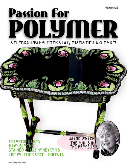 May Edition of Passion for Polymer Magazine