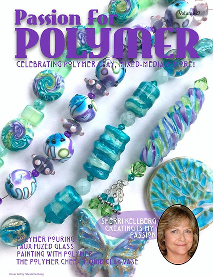 June Edition of Passion for Polymer Magazine