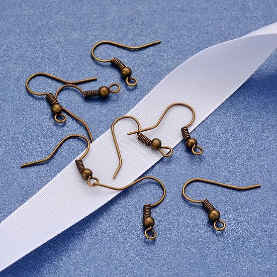 Fish Hook Earring Blanks