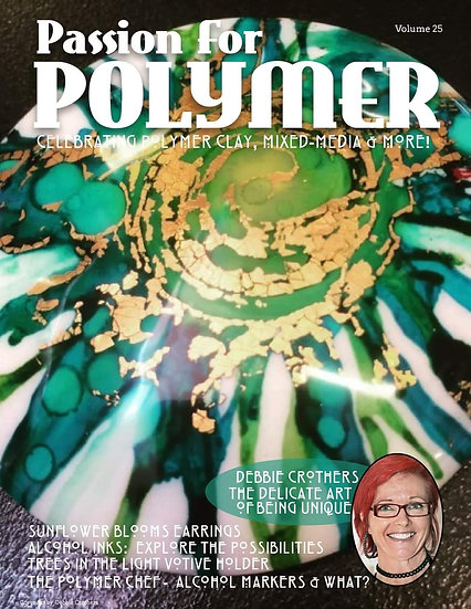 April Edition of Passion for Polymer Magazine