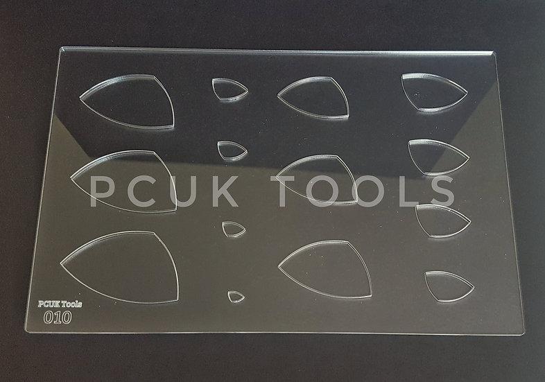 PCUK Tools 010 A4 Stencil/Template