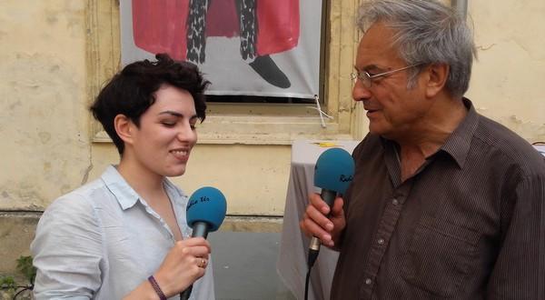 Entretien avec Marc Berman, comédien dans Tristesse et Joie de la vie des Girafes