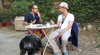 Entretien avec Olivier Balazuc pour l'Imparfait