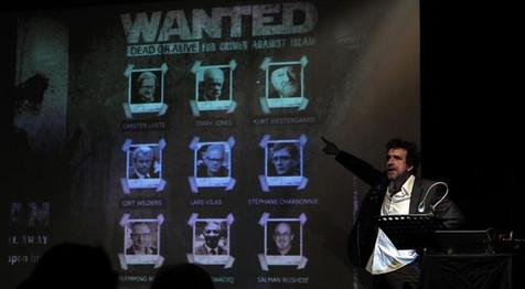Entretien avec Gérald Dumont pour Lettre aux escrocs de l'islamophobie qui font le jeu des racistes
