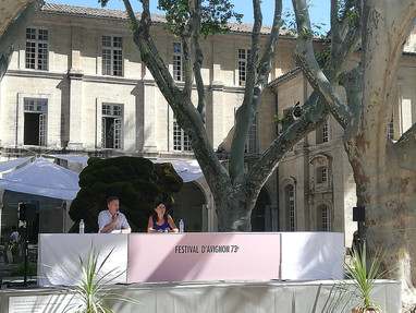 Conférence de presse du 19 juillet