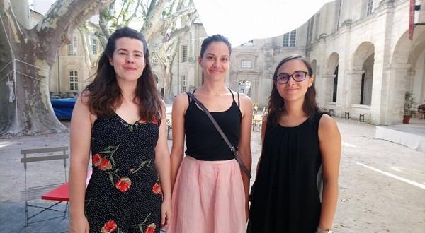 Entretien avec Clémence Longy et Charlotte Fermand pour Assez / Stabat Mater Furiosa