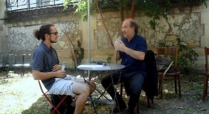 Entretien avec Jean-François Matignon pour La Fille de Mars