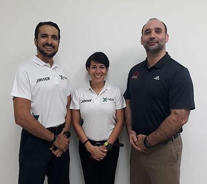G Health + Xplora Training Team_ Fortale