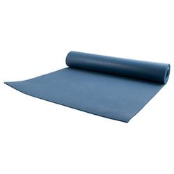 Yogamat blauw € 25,-