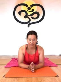 Carmen & Yin yoga