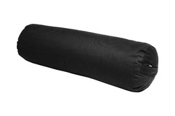 Yoga bolster zwart € 35,-