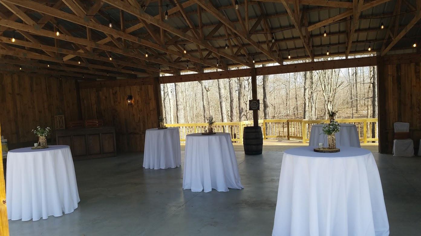 The Owls' Landing Pavilion