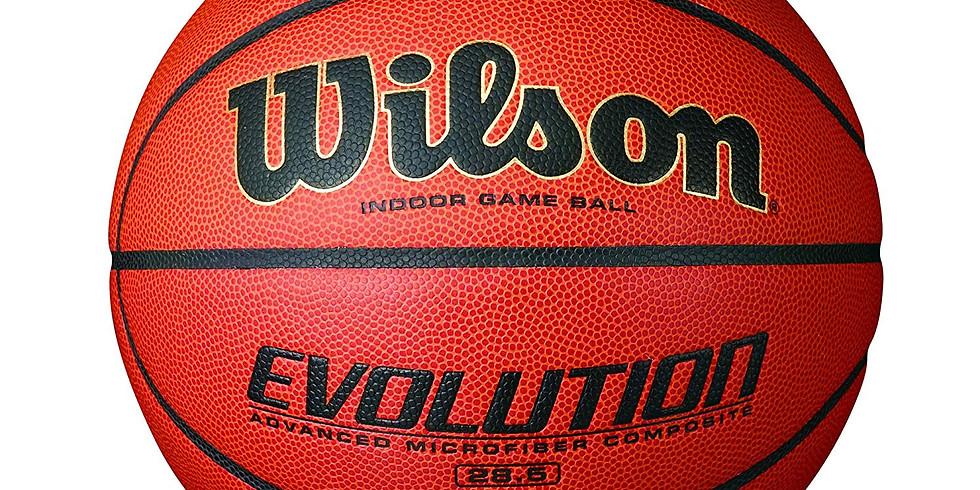 Ashley Forker Basketball