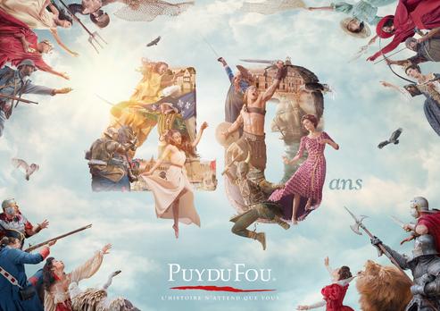 Puy du Fou/ 40 ans