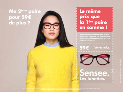 Lunettes Sensee