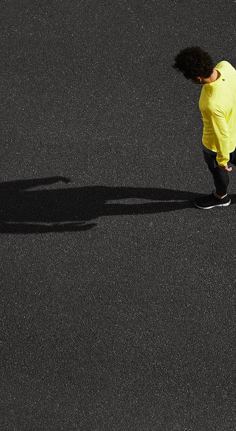 Runner & Schatten