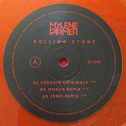 Mylène Farmer - Rolling Stone JVNO Remix