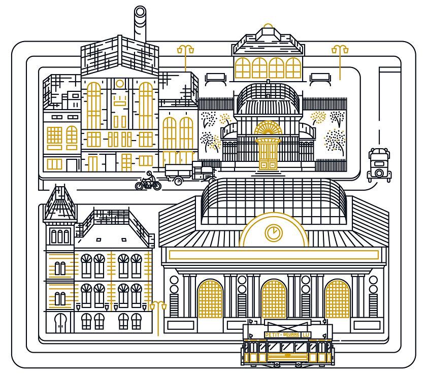 Docteur Paper | Nantes | Illustration | Vintage | Graphisme | Designer graphique | Graphiste Nantes | Designer graphique Nantes | Graphiste | Line | Line Graphic | Ligne