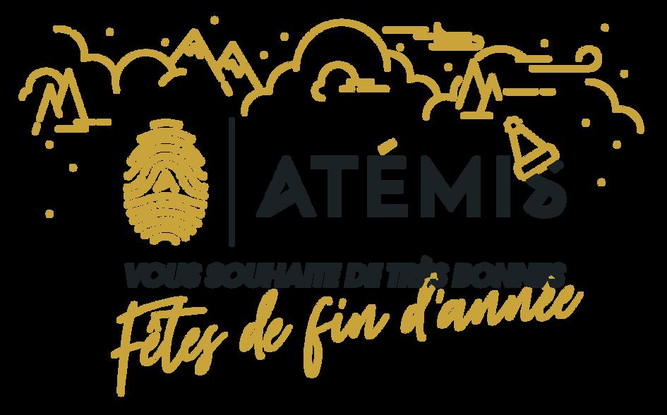 Signature noel Atémis 2018