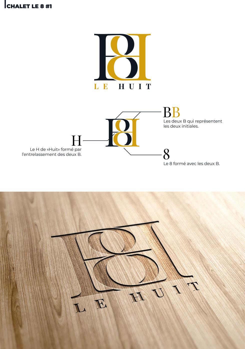 Logo Le Huit