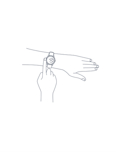Illustration montre Withings