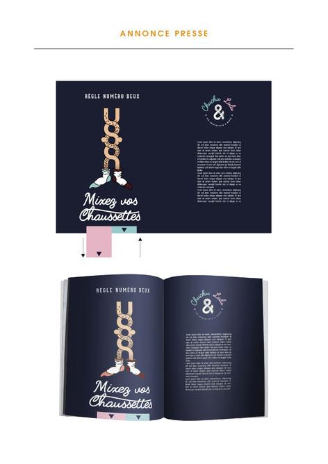 Magazine Chuchu & Lulu