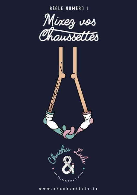 Affiche Chuchu & Lulu