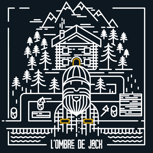 L'ombre de Jack Illustration