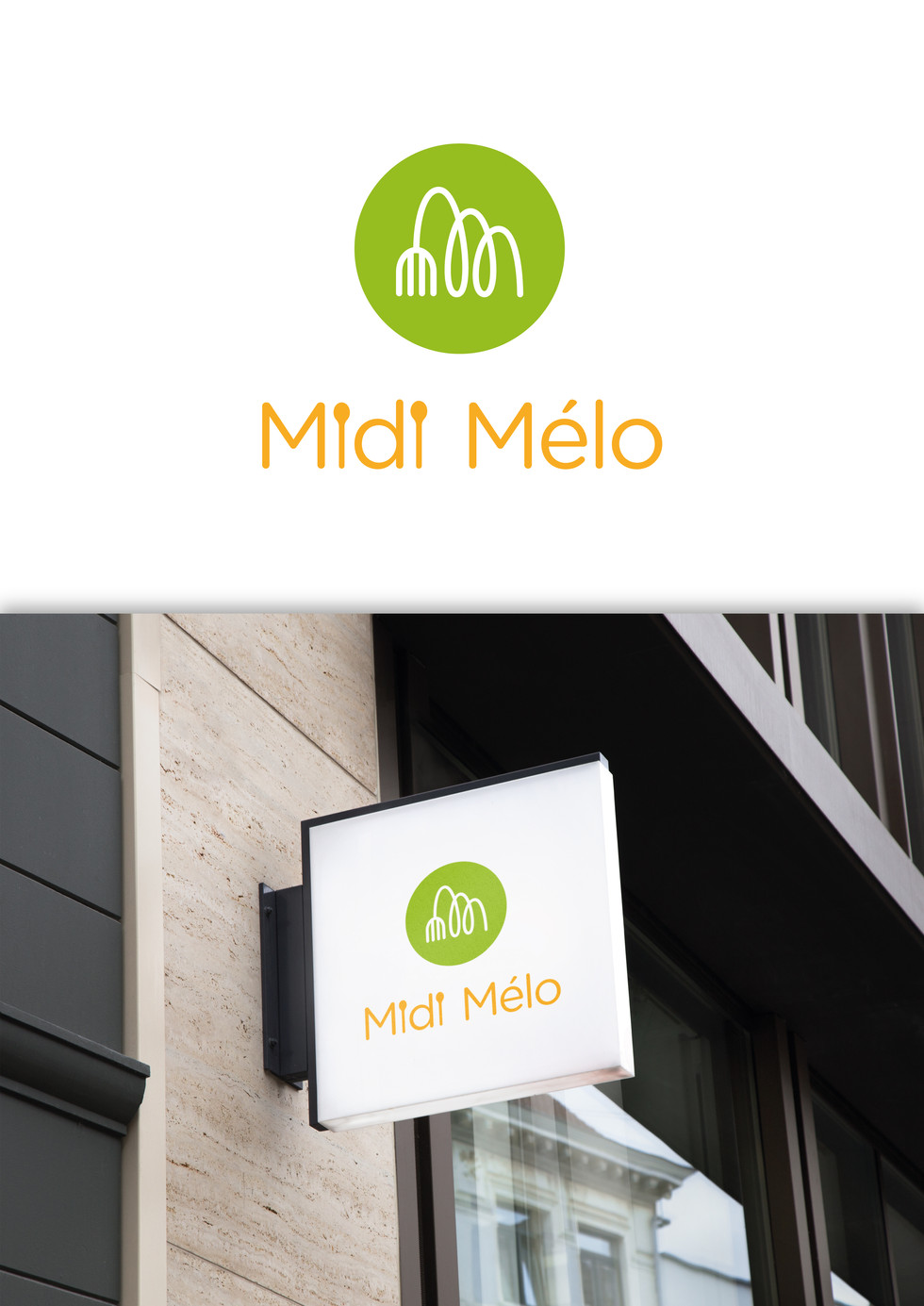 Logo Midi Mélo