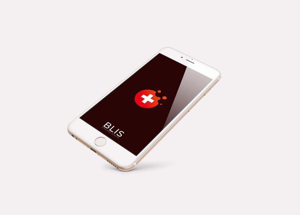 Logo Blis Smartphone
