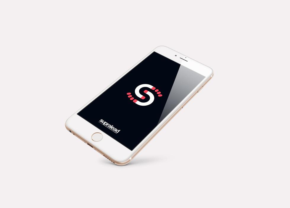 Logo Supralead Smartphone